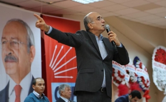 CHP Genel Başkan Yardımcısı Bingöl: Kudüs bizim kırmızı çizgimizdir