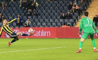 Fenerbahçe kupada Soldado ile kazandı