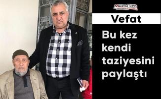 Necip Özbek'in acı günü