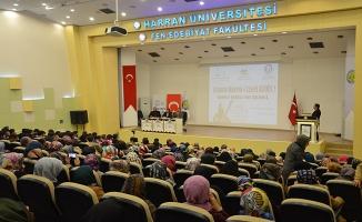 Şanlıurfa'da İslam'ın Harem-i İzzeti Kudüs Paneli