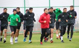 Şanlıurfaspor'da Niğde Belediyespor maçı hazılıkları