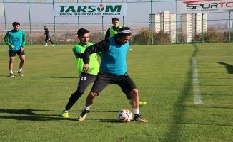 Şanlıurfaspor, Kahramanmaraşspor hazırlıklarına başladı