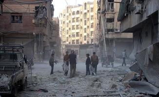 İsrail Suriye'ye mi saldırdı ?