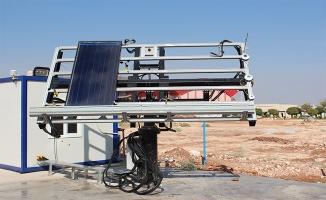 Termal Güneş Paneli Laboratuvarı hizmete açıldı