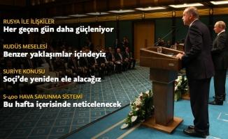 Türkiye-Rusya işbirliği her geçen gün daha da güçleniyor