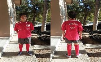 Urfasporlu genç Mushap, milli takım seçmelerine çağrıldı