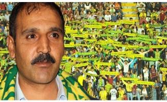 Urfasporlu taraftarlardan başkan Yetim'e destek