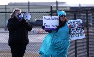 ABD'deki yasa dışı göçmenlerin sınır dışı edilmesi