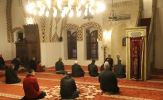 """Anadolu'nun ilk camisinde """"zafer duası"""""""