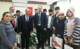 Atatürk Barajı Lisesi Staj İçin İtalya'ya Gidiyor!