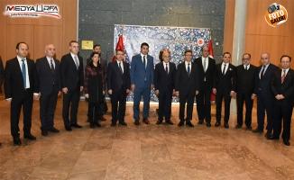 Bakan Fakıbaba önemli zirve için Almanya'da