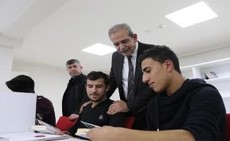 Başkan Demirkol gençlerle buluştu