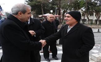 Başkan Demirkol halka iç içe