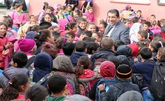 Başkan Atilla'dan öğrencilere yarı yıl mesajı