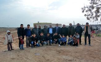 Ceylanpınar Aydoğdu Mahallesine 3. Kültür Evi