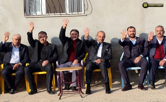Ceylanpınar'da HDP Eski Encümeni AK Partiye Katıldı