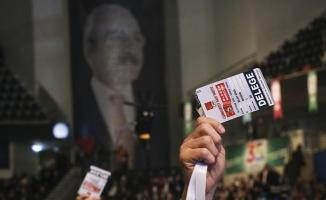 CHP'de 428 delege belirlendi