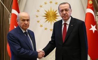 Erdoğan ile Bahçeli ne zaman görüşecek ?
