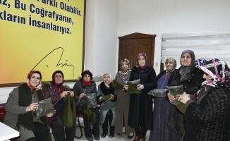 Diyarbakırlı annelerden Zeytin Dalı Harekatı'na destek