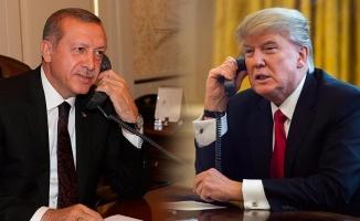 Trump'tan Erdoğan'a taziye telefonu