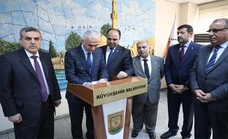 Erol Kaya: Urfa'da 2019 seçimi hedefimiz ''70+7''dir