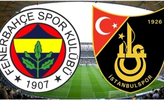 Fenerbahçe-İstanbulspor maçı hangi kanalda, saat kaçta ?