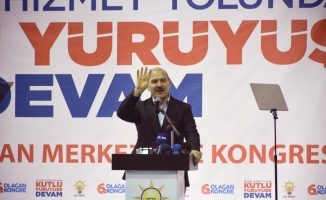 İçişleri Bakanı Soylu Siirt'te