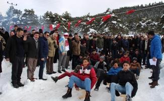 Ordu'da 3. Ulugöl Yaylası Kış Festivali