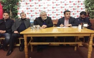 Saadet Partisinde çalışmalar masaya yatırıldı