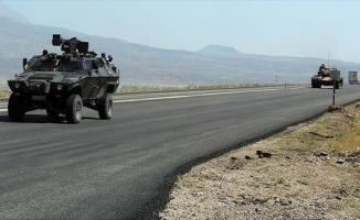 Sınır hattında 'özel güvenlik bölgesi' uygulaması