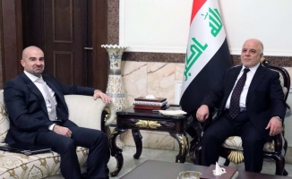 Talabani ve Kürt parti heyetinden Bağdat'a ziyaret