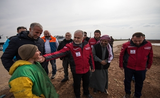 Türk Kızılayı çatışmadan kaçan sivillere kucak açacak