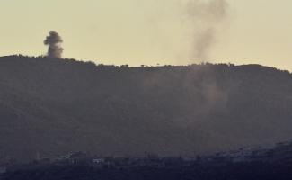 Darmık Dağı çevresi havadan ve karadan bombalandı