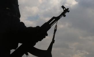 Siverek'te teröristlere ait silahlar bulundu