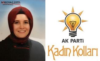 AK Parti Urfa Kadın Kolları Başkanı belli oldu