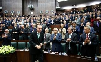 AK Parti'de grup toplantısı