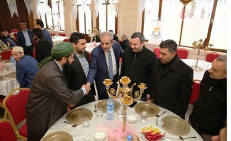 Başkan Demirkol Din Görevlileri İle Buluştu
