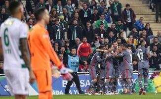 Beşiktaş beraberliği uzatmalarda yakaladı