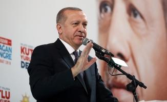 ''Bize saldıranlara Osmanlı tokadını atarız''
