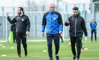 Bursaspor galibiyete kilitlendi