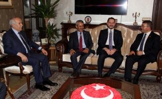 Enerji ve Tabii Kaynaklar Bakanı Albayrak Hatay'da:
