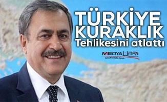 Eroğlu: Atatürk Barajı'nda suya ihtiyaç var