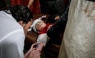 Esad rejimi yine sivilleri hedef aldı: 58 ölü 45 yaralı