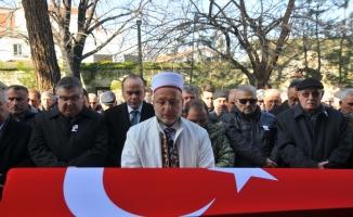 Eski Devlet Bakanı Korkut'un cenazesi toprağa verildi