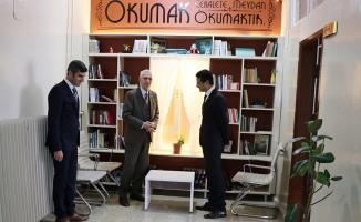 ''Eyyübiye okuyor'' kampanyasına 3100 kitapla destek
