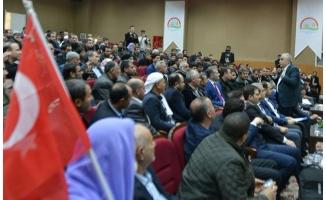 Fakıbaba, Haliliye Danışma Meclisi Toplantısına Katıldı