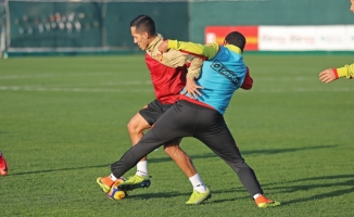 Göztepe, Osmanlıspor maçı hazırlıklarına başladı