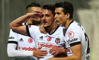 Kupada ilk yarı finalist Beşiktaş oldu