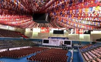 Şanlıurfa Cumhurbaşkanı Erdoğan'a hazır