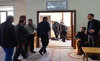 Urfa'da ölüm acısını taziye evlerinde paylaşıyorlar